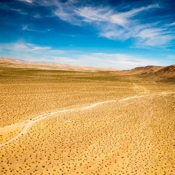 Desert Sky View